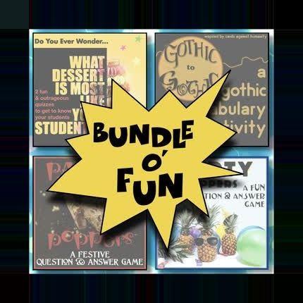 #BacktoSchool #bundle #games #halloween #High #parties