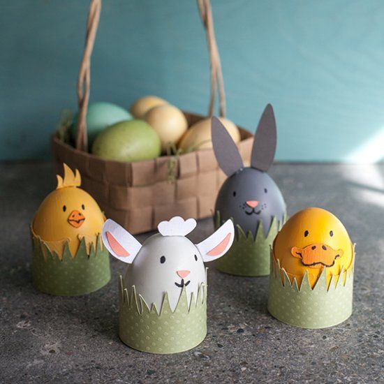 Invite this cute farm animal family to your easter easy diy kids invite this cute farm animal family to your easter easy diy kids project negle Gallery