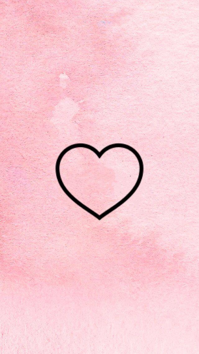 рисовать сердечки на фото в инстаграм оформления