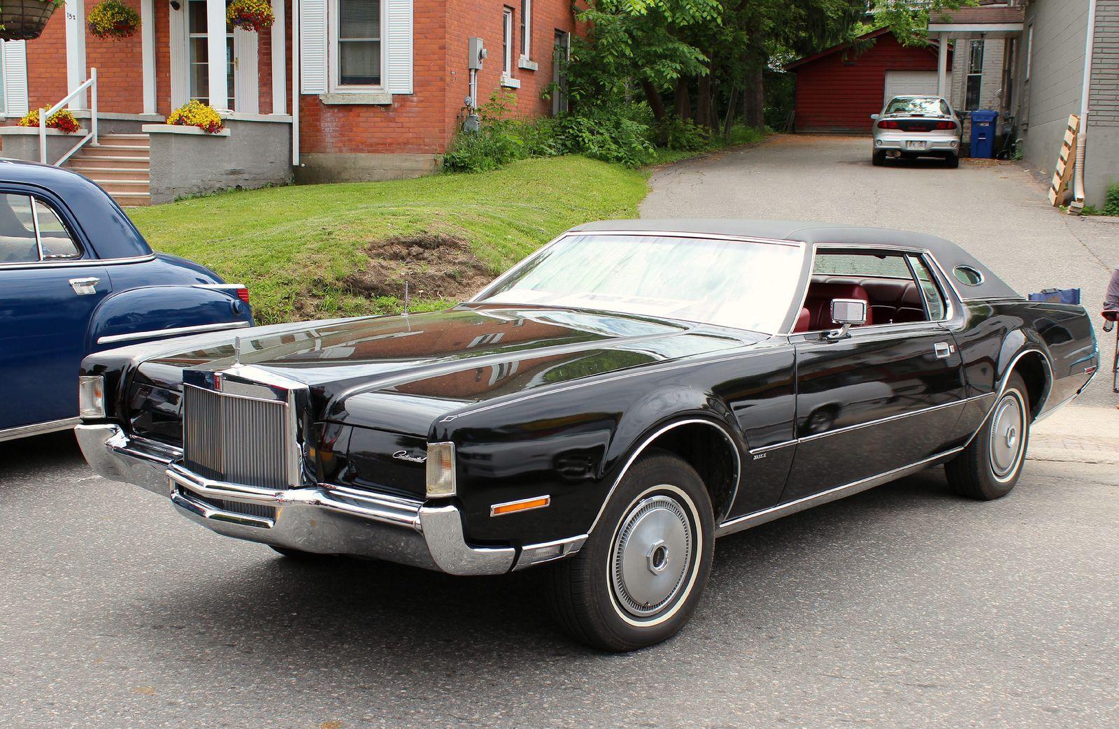 1972 Lincoln Continental Mark IV   Flickr - Photo Sharing!