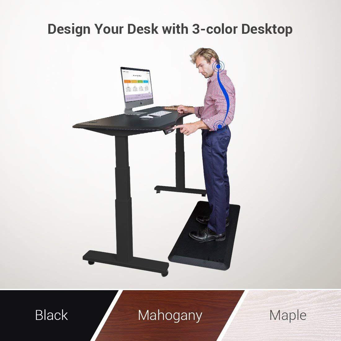 Height Adjustable Desk Frame Electric Adjustable Height Desk Desk Electric Sit Stand Desk