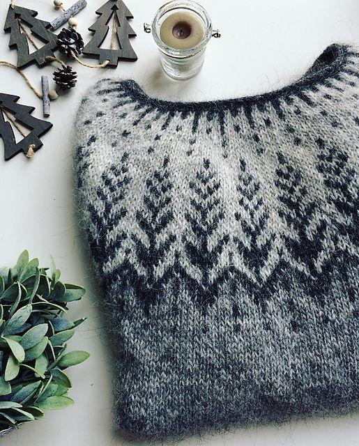 Photo of Geraknits & # 39; Vintersol Sweater Testknit