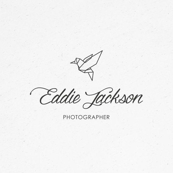 Custom Logo Design Branding Photographer Logo Airplane Logo