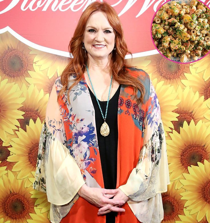 Yum! Ree Drummond's Pepperoni Potato Salad Recipe Is Anything but Boring - Food -