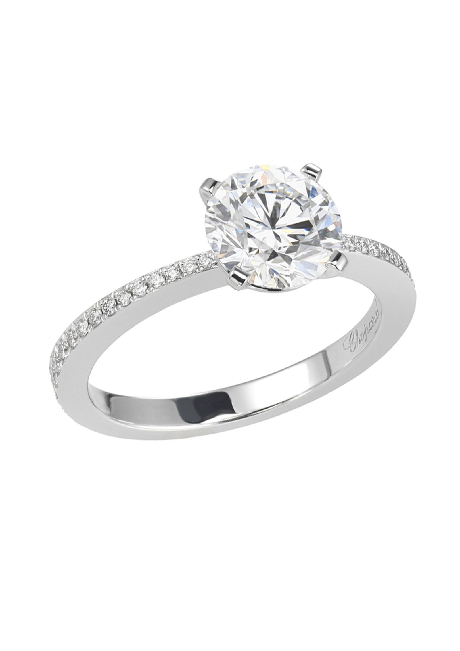 Bague diamant chopard prix