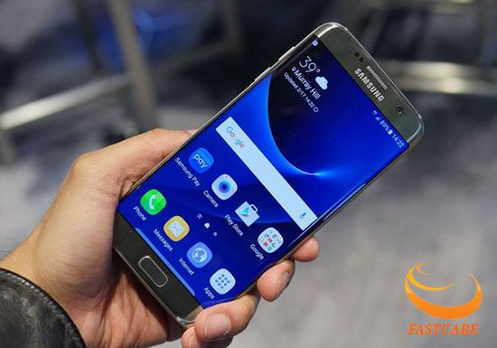 Thay Mặt Kinh Samsung S7 Edge Gia Rẻ Nhất Samsung Galaxy S7 S7
