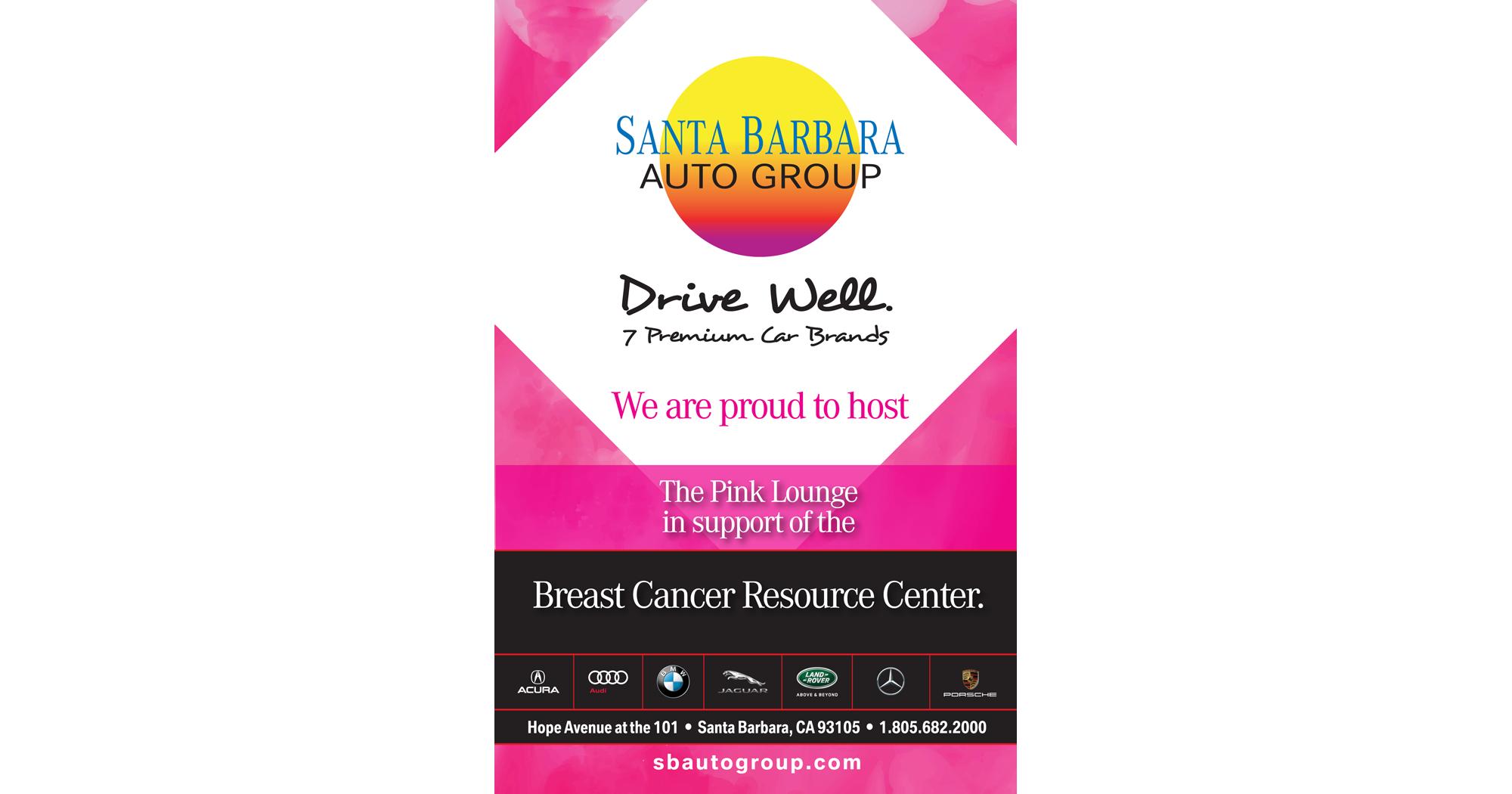 BMW Santa Barbara Supports Breast Cancer Resource Center