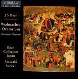 Bach: Christmas Oratorio [CD]