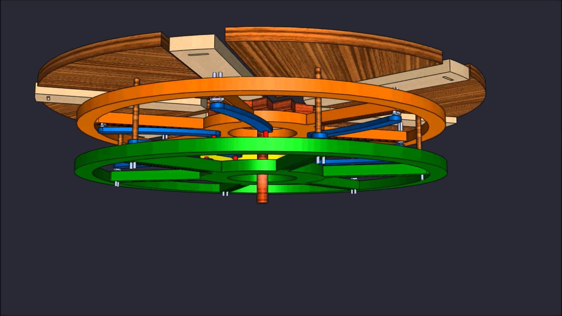 Extending Round Table In Solidworks Best Diy Woodworking Planes