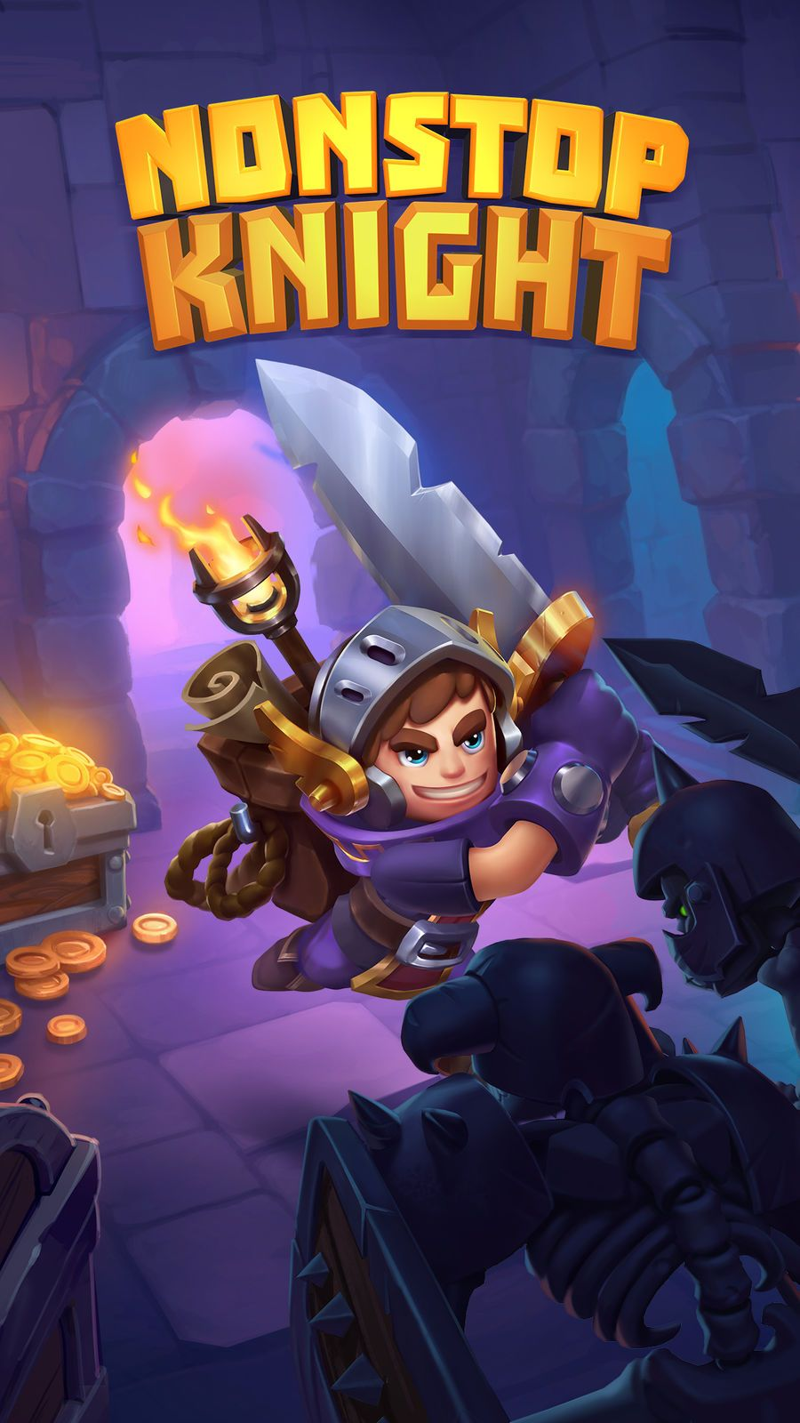 Nonstop Knight Idle RPG GamesGmbHRoleAction Knight