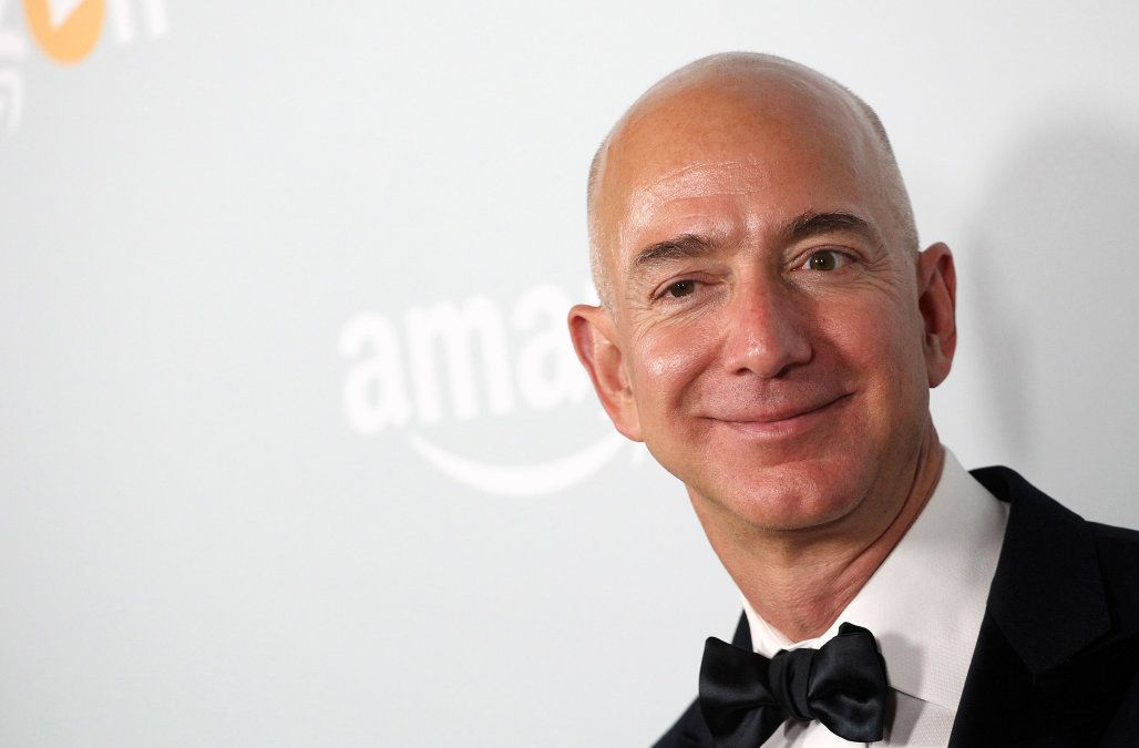 Jeff Bezos Only Made 2 69 An Hour At His First Job Houston Real