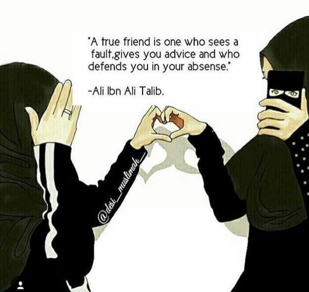 Given To Me By My True Best Friend Islamic Quote Pinterest Stunning Islamic Quotes About Friendship