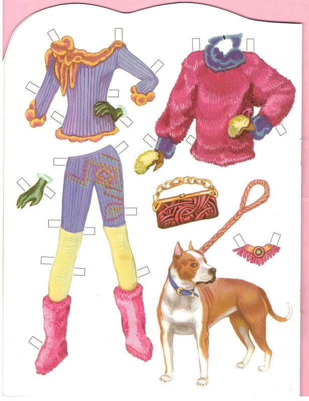 Элина на прогулке Астрель 2004 - Nena bonecas de papel - Álbumes web de Picasa