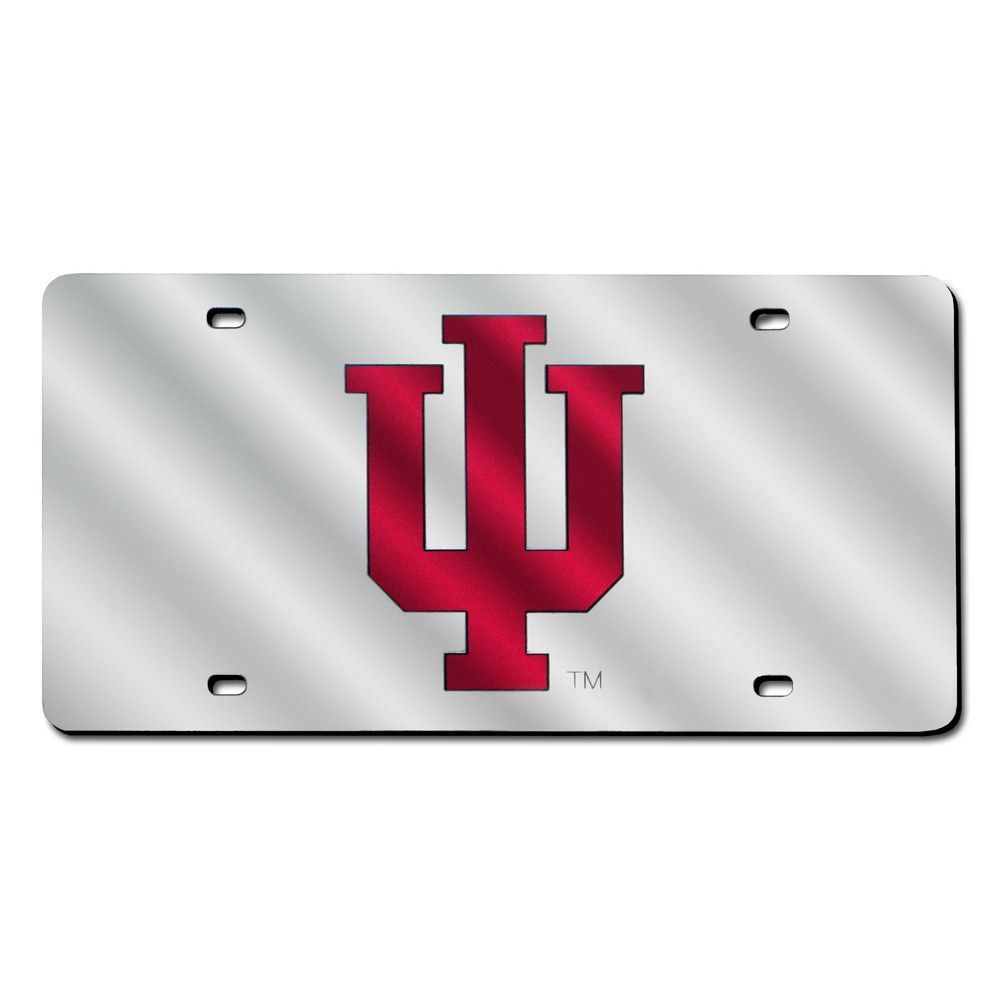 NCAA Laser Cut License Plate