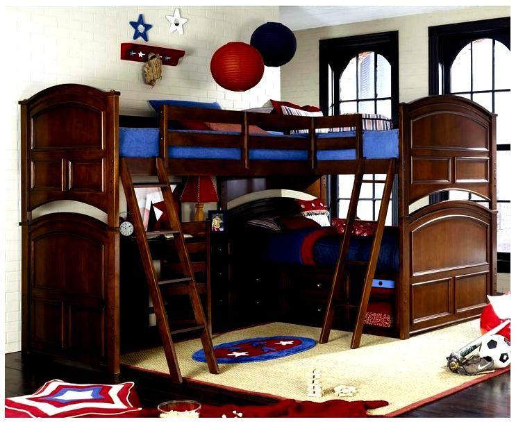 Cmo hacer una cama litera triple Inicio Ideas creativas Les