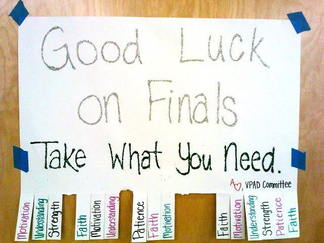 Finals Week Quotes Motivational. QuotesGram Finals