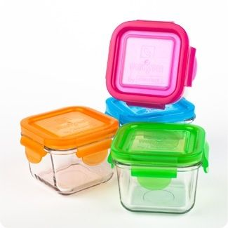 Wean Cubes are a safe environmentally friendly food storage alternative. The smallest tempered glass  sc 1 st  Pinterest & Wean Cubes are a safe environmentally friendly food storage ...