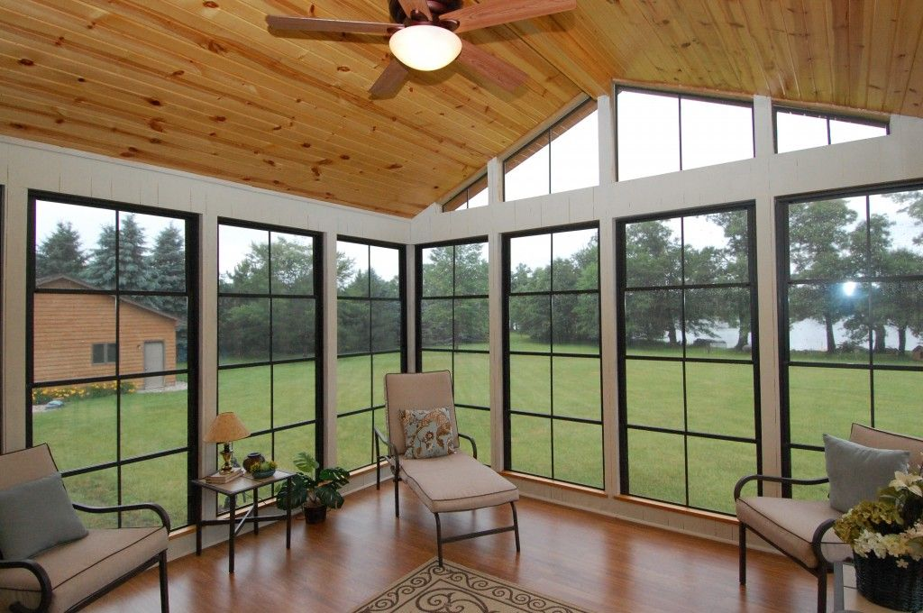 Learn About Our Popular Vertical 4 Track Window System