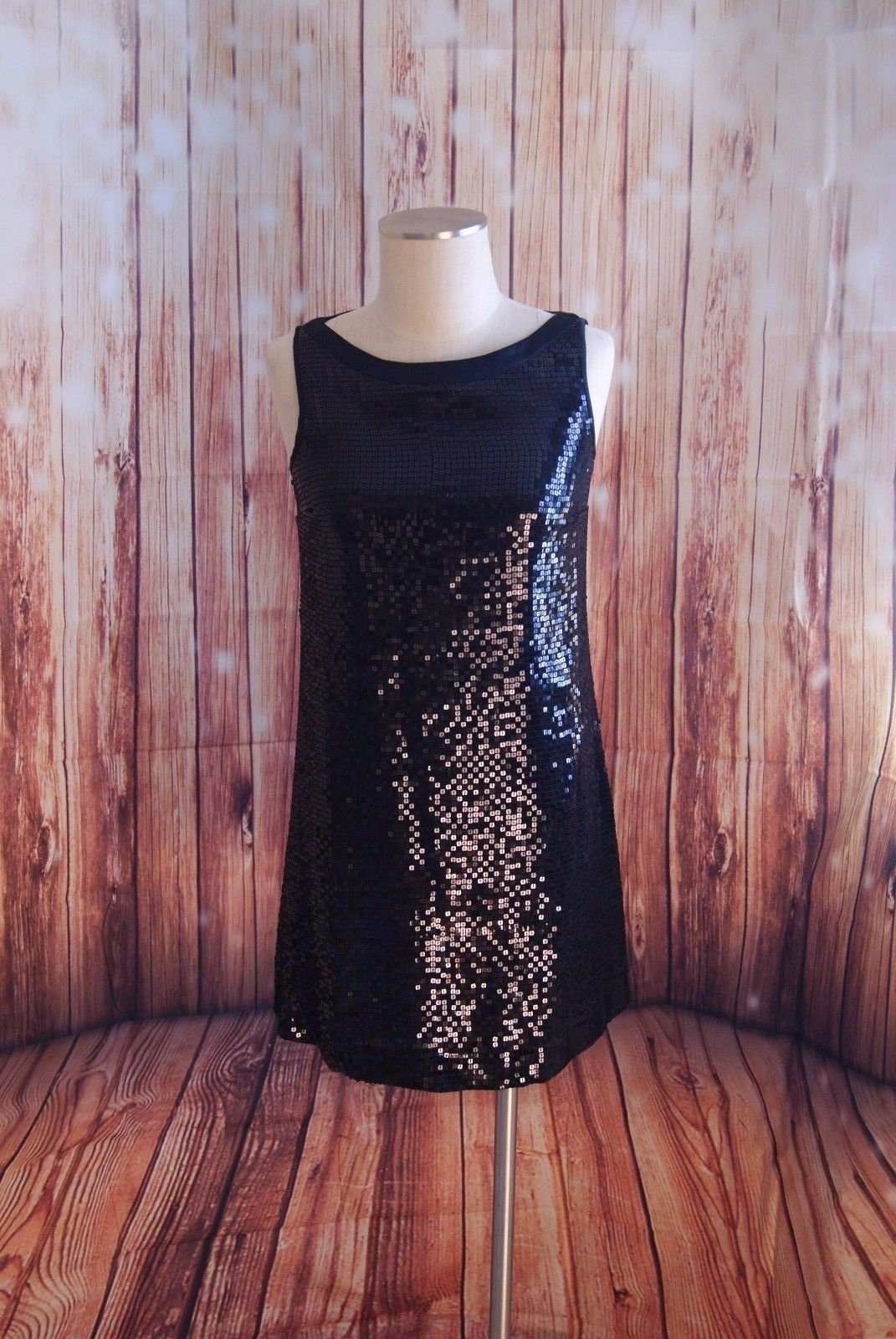 Cool Awesome For Love and Liberty Vintage Johnny Was Black Sequin Shift Cocktail Dress Sz S 2017 2018 Check more at http://24shopping.gq/fashion/awesome-for-love-and-liberty-vintage-johnny-was-black-sequin-shift-cocktail-dress-sz-s-2017-2018/
