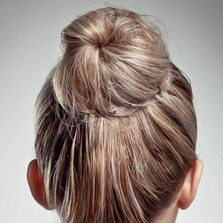 11++ Best bun maker for thick hair inspirations
