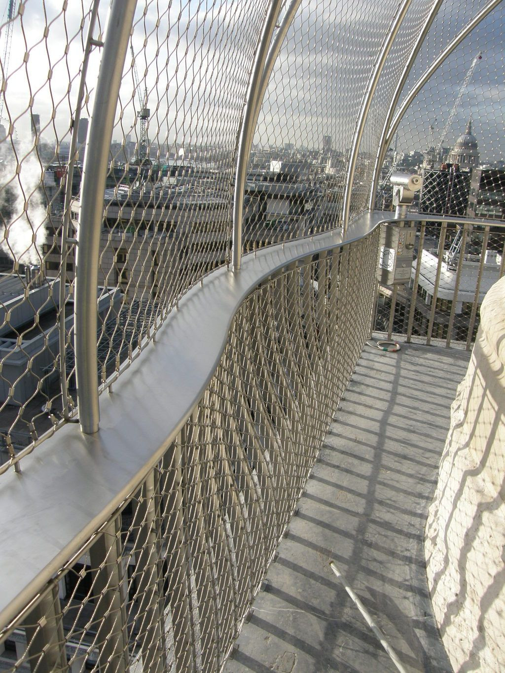 Jakob Webnet stainless steel wire mesh system - MMA Architectura ...