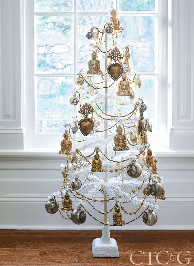 Step Inside Decorator Margaret Hornung\'s Winter Wonderland ...