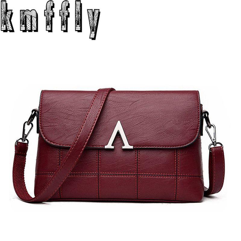 636a953f36 Leather · KMFFLY Brand 2017 Women Bags Sac A Main Genuine Leather Bags  Women Handbags High Quality Sheepskin. Luxury HandbagsWomen s ...