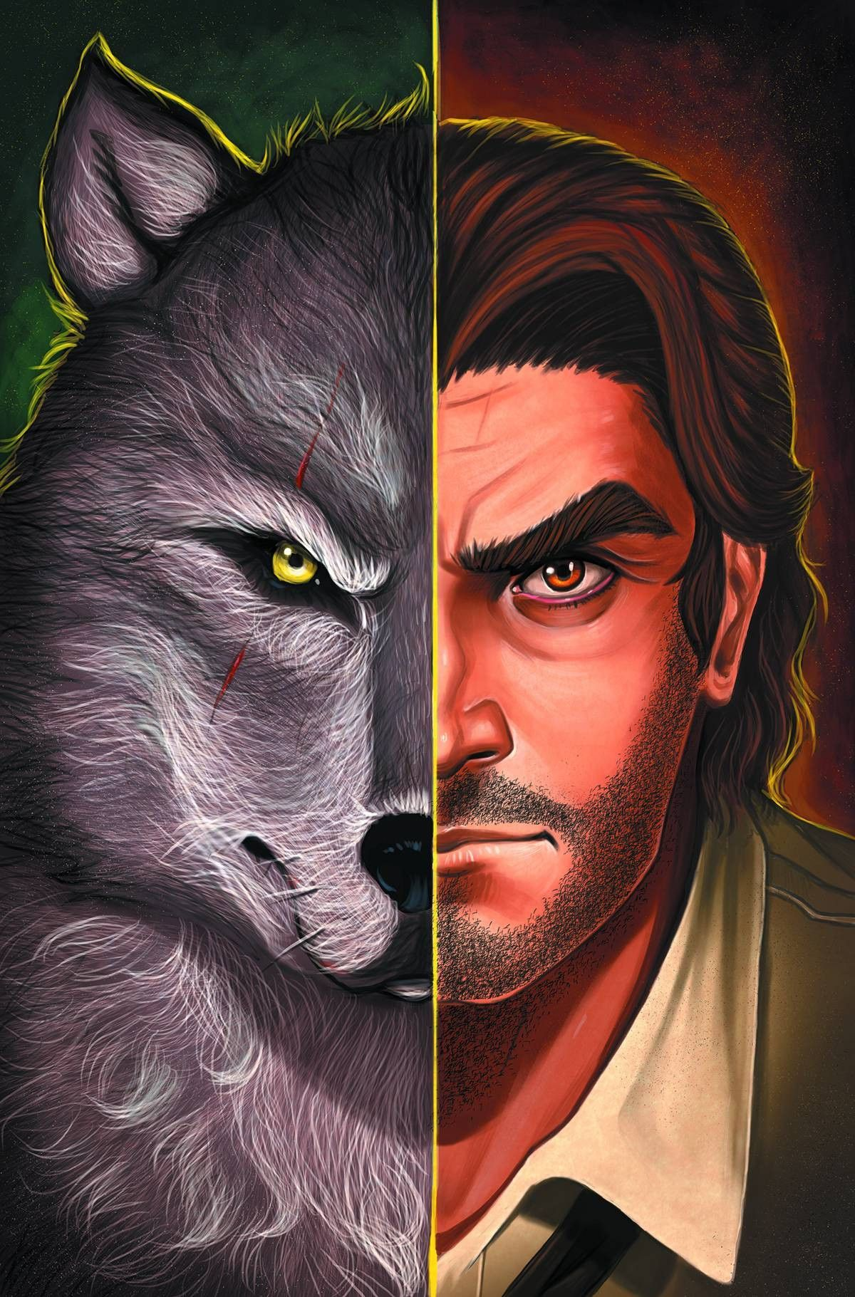 Fables The Wolf Among Us 4