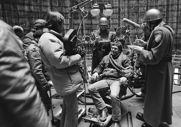 terry gilliam young