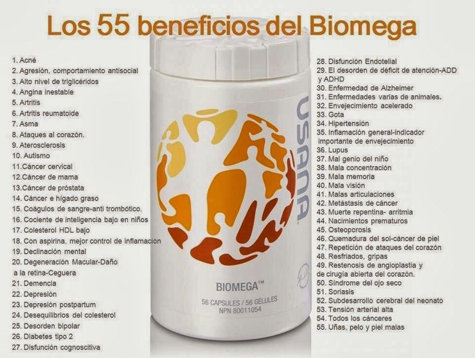 55 beneficios del omega 3 de usana for Usana fish oil