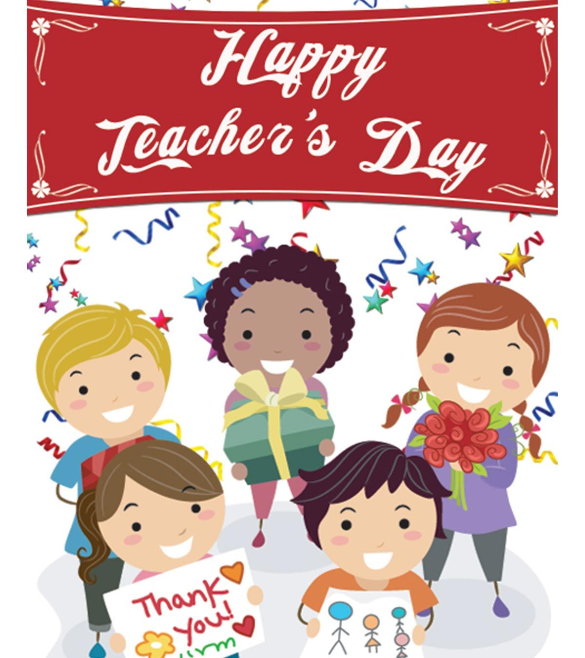 8 Fun Games And Activities To Celebrate Teacher S Day This Year Happy Teachers Day Card Teachers Day Card Teachers Day Greeting Card