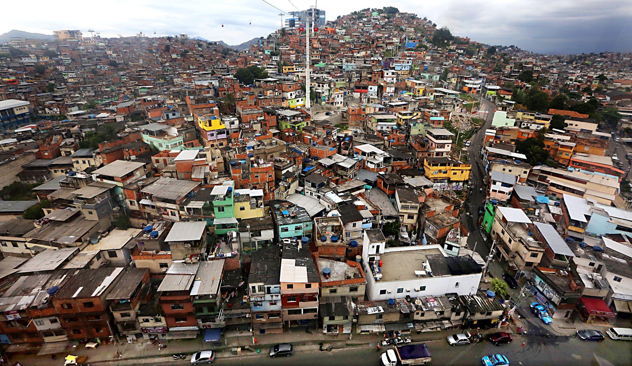Mexico City Shanty Towns