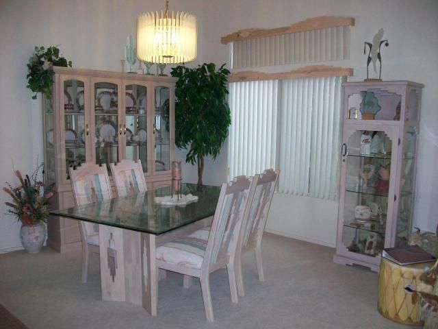 1996 Peoria Arizona home house pastel Southwest décor interior