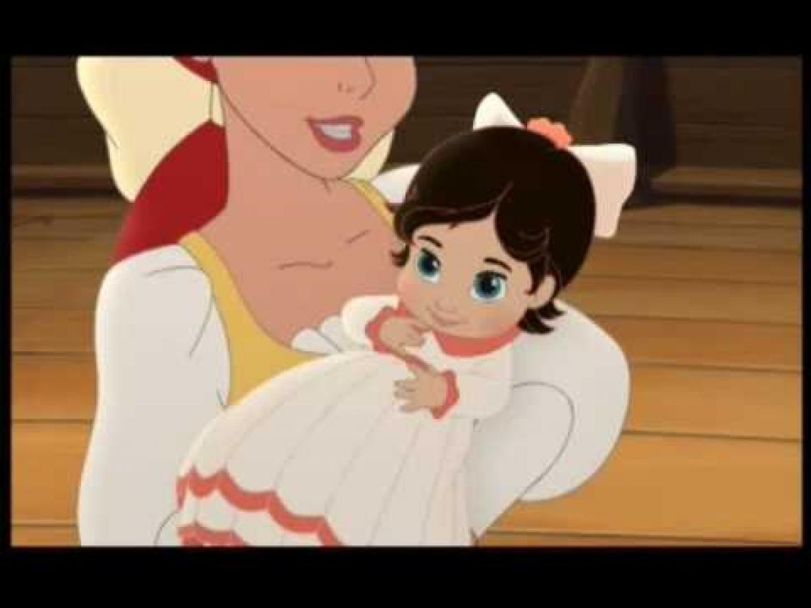 The Little Mermaid 2 Baby Melody Okay So I Love The