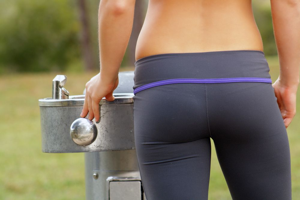 Glute, Butt, Booty Challenge. Tighten and lift. It works!