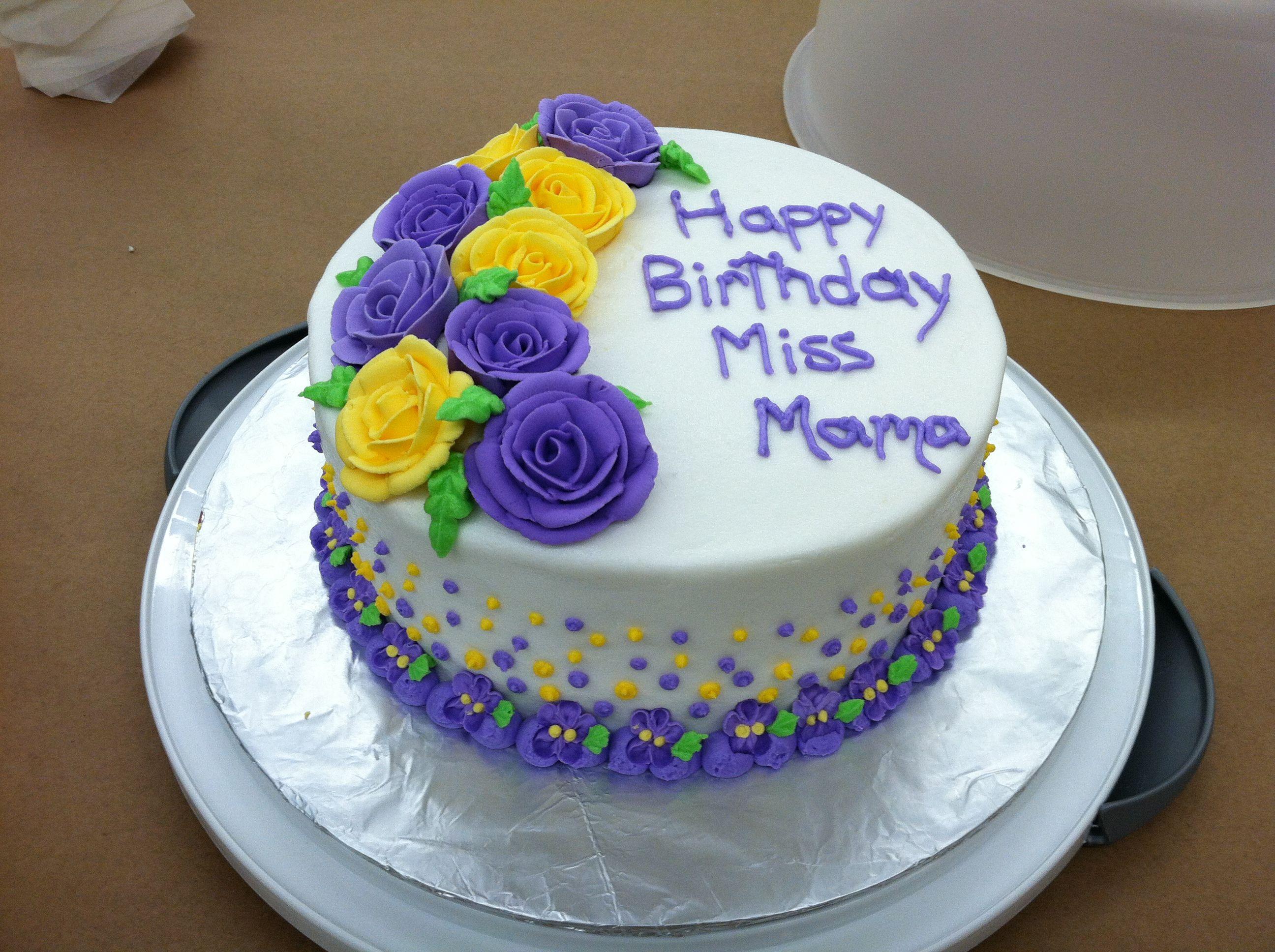 #wiltoncontest Course 2 Final Cake, Michaels, Garner, NC ...