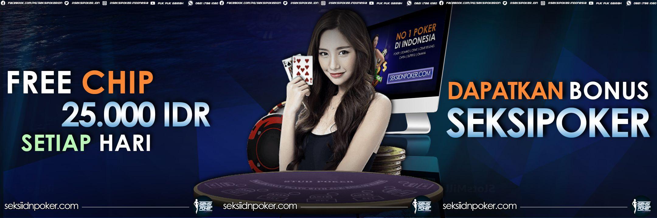 Banner Seksipoker di 2020 | Poker, Permainan kartu, Game