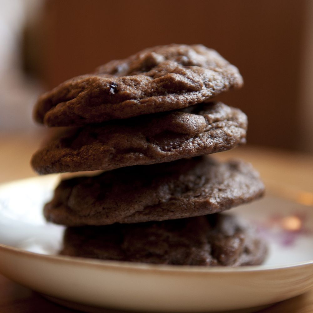 Best Chocolate Cookie Contest Finalist!-Double Chocolate ...