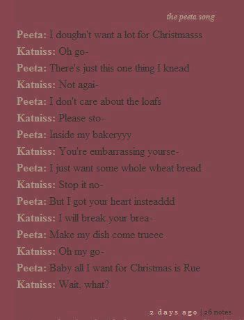 All I Want For Christmas Is Rue Lol Xd Hunger Games Song Hunger Games Humor Hunger Games