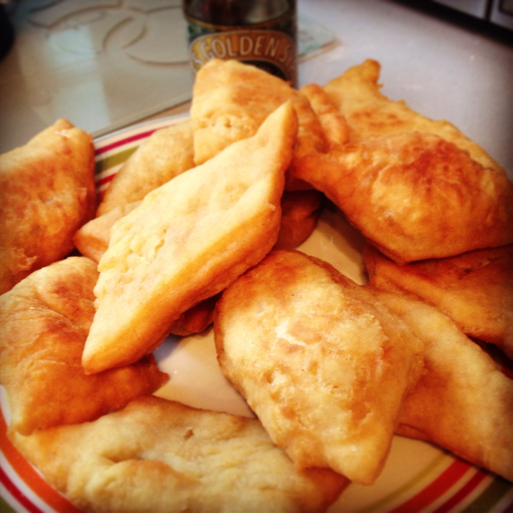 Maori Fry Bread - Make this all the time...my hips love it ...