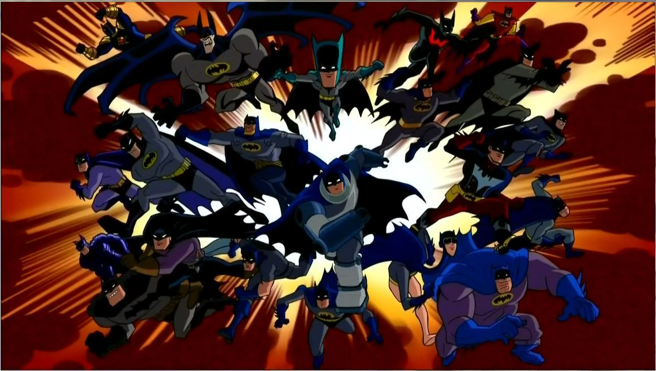 Batman The Brave And The Bold Night Of The Batmen Batman