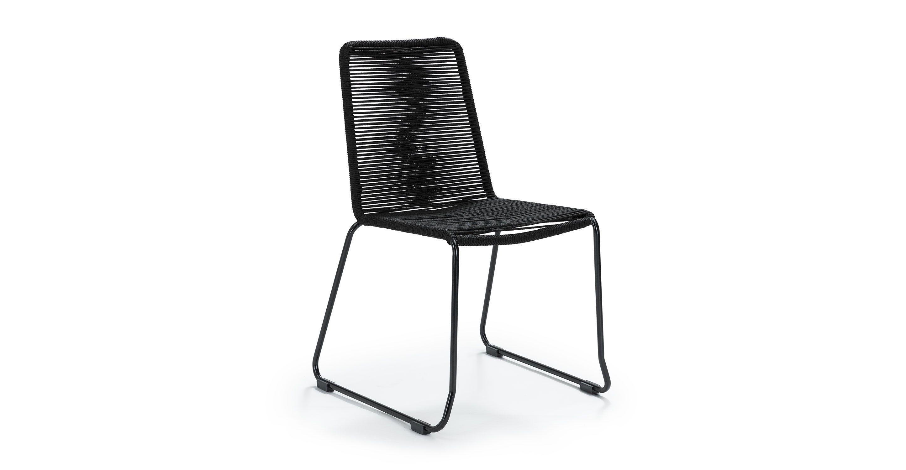 Como Black Dining Chair Dining Chairs Article Modern Mid