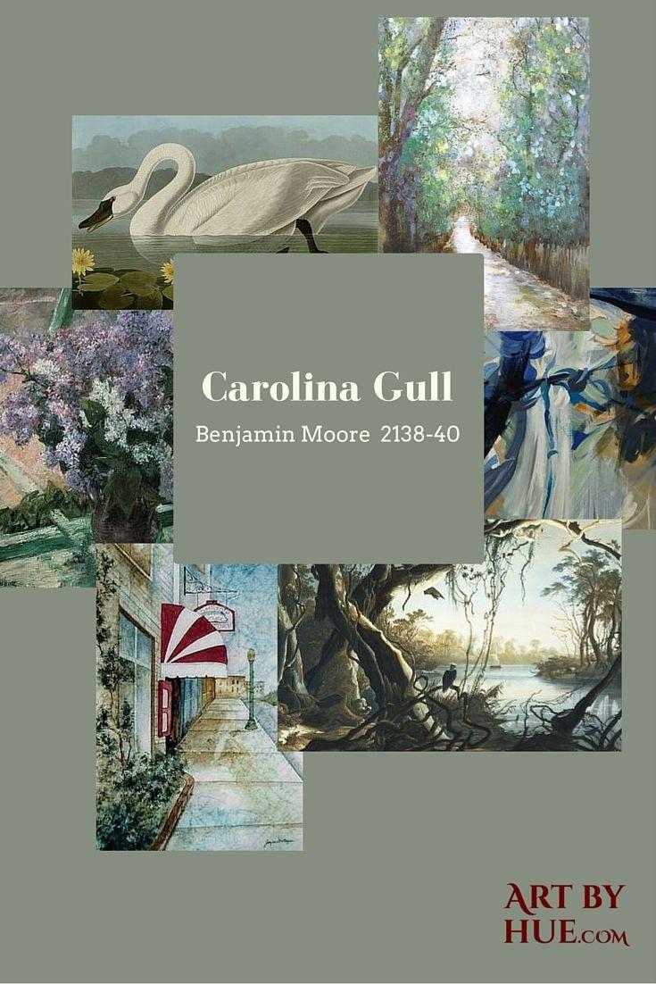 Sample Of Results For Benjamin Moore Carolina Gull At Artbyhue Decor Artwork