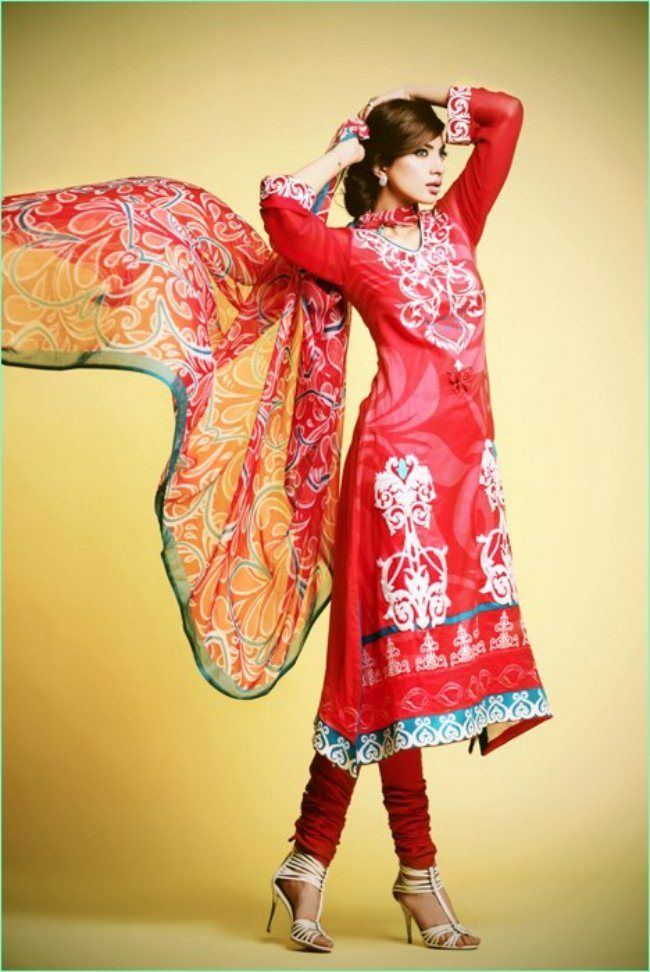 2fdb739c9f Kuki Concepts Summer Lawn 2013 by Dawood Textile | latest and trendy ...