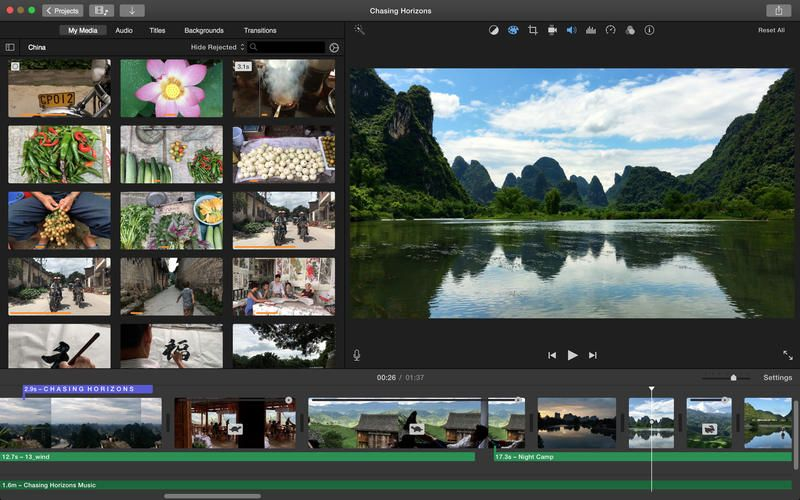 iMovie for Windows (iMovie for PC 7/8/XP) | Technology | Mac