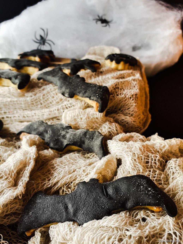 Biscotti di Halloween Ricetta Biscotti di halloween