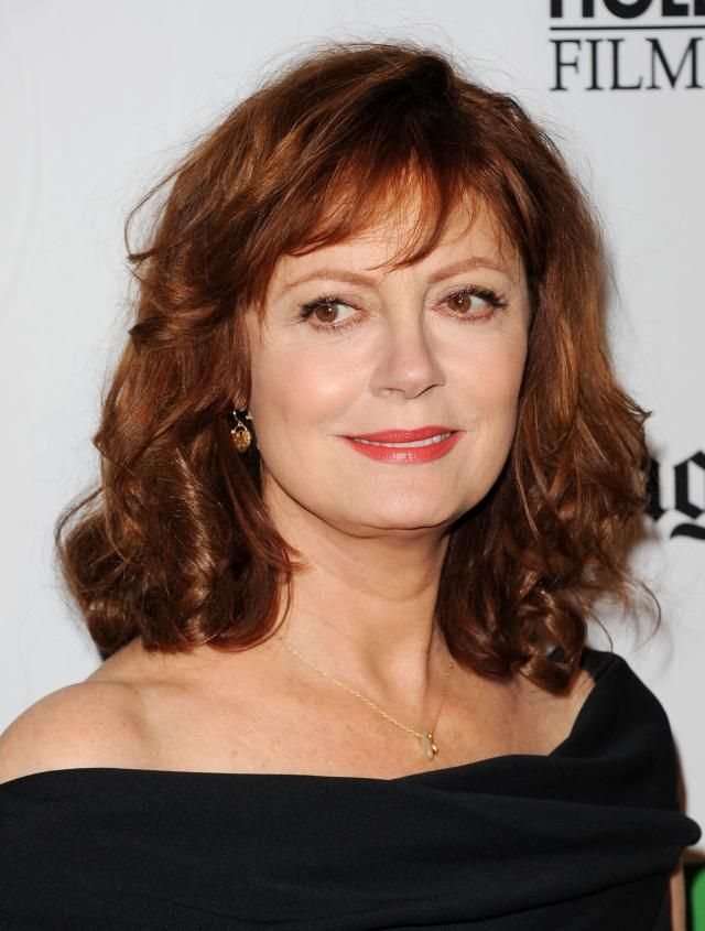 Great Hairstyles For Women In Their 60s Susan Sarandon