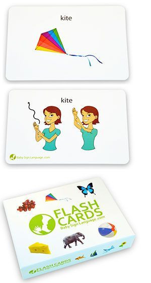 photograph regarding Sign Language Flash Cards Printable called Flash Playing cards Very good strategies Indication language, Youngster indication language