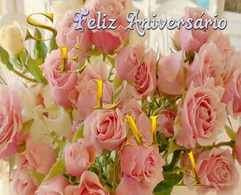 Feliz aniversário pra você que gosta de mim bjs Maria Angela.