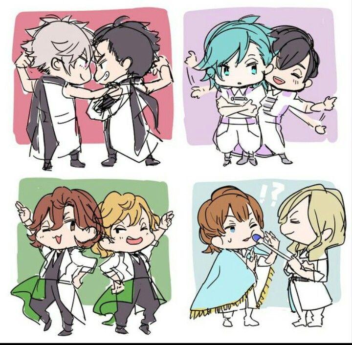 Quartet Night & Seiyuu